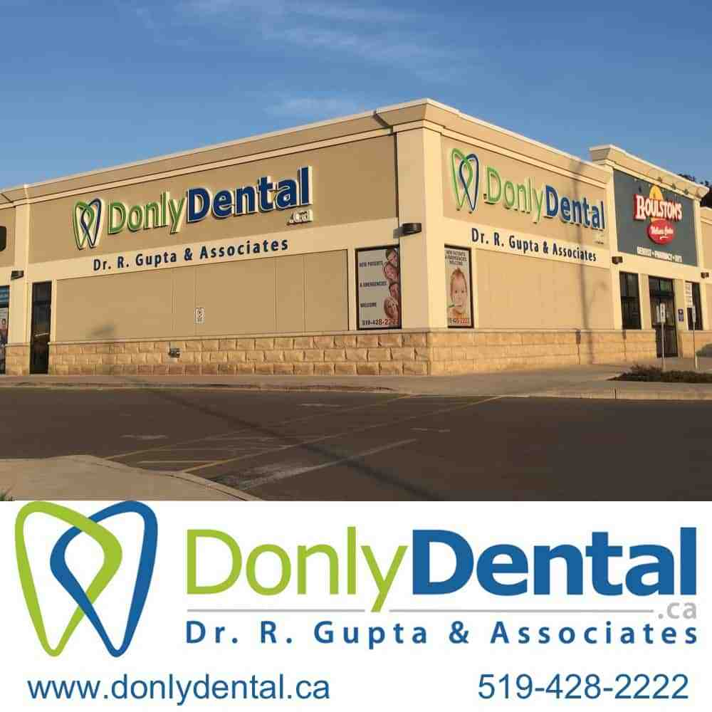 Donly Dental Simcoe Square